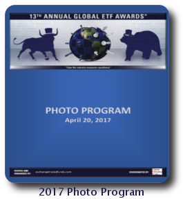 Photo Program of 13th Annual Global Awards